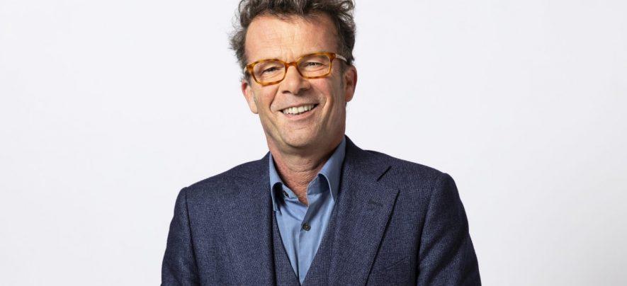 portretfoto van Fernand van Westerhoven HAN