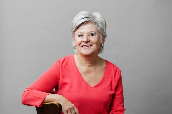 portretfoto van Fieke van Deutekom