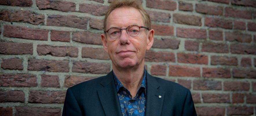 Foto van directeur-bestuurder Hans Vedder van Goed Wonen